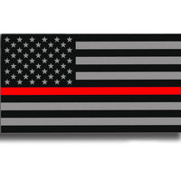 Red Line USA American Flag