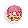 Cat Donut Sticker