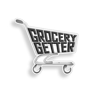 Grocery Getter Sticker