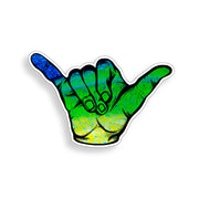 Mahi Hang Loose Sticker