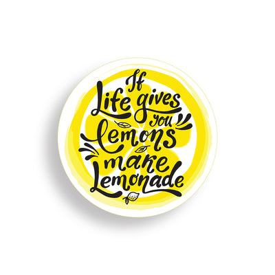 Life Gives you Lemons Sticker