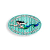 Panama City Beach Mermaid Sticker