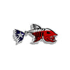 Texas Bone Fish Sticker