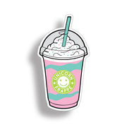 Unicorn Frappe Sticker
