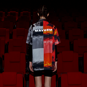 MAYHEM HAWAIIAN SHIRT