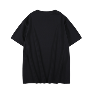 MAYHEM BLACK BASIC LOGO TEE