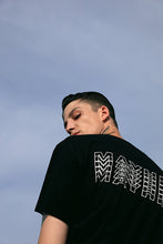 MAYHEM BLACK LOGO T-SHIRT