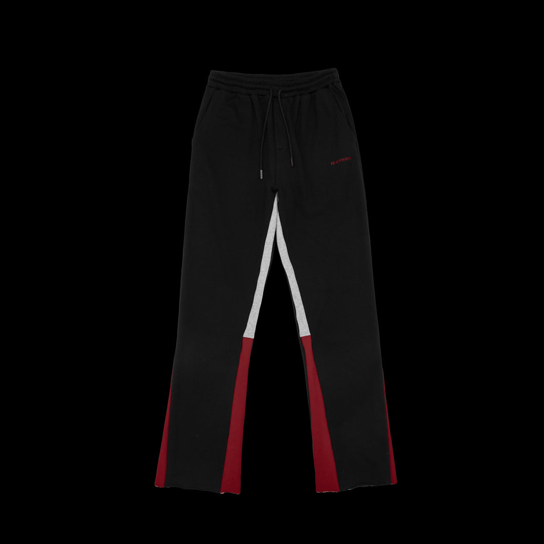MAYHEM BLACK BASIC LOGO LOUNGE PANTS