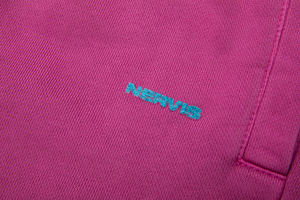 NERVIS PURPLE PUFF-PRINT LOUNGE PANTS