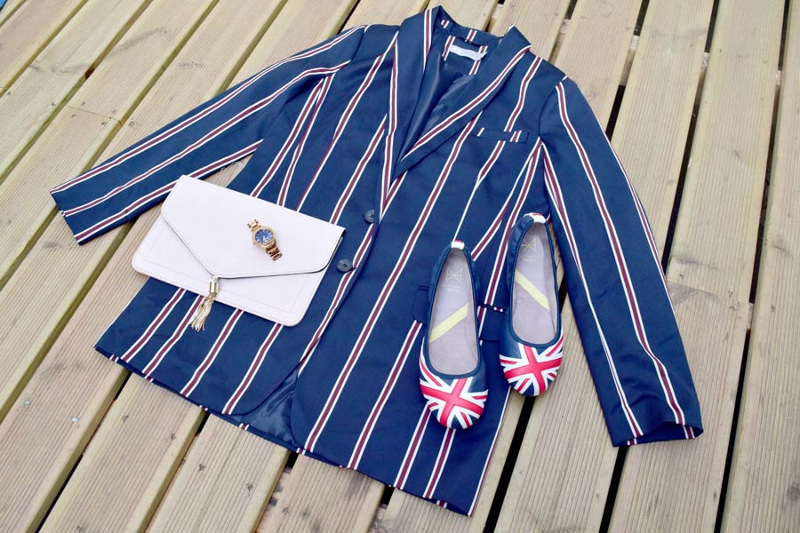 jacqui union jack shoe styled