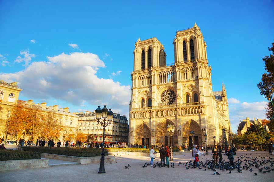 notre damn cathedral