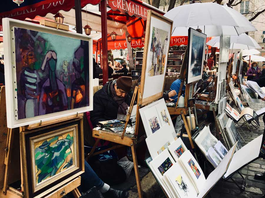 paris art market