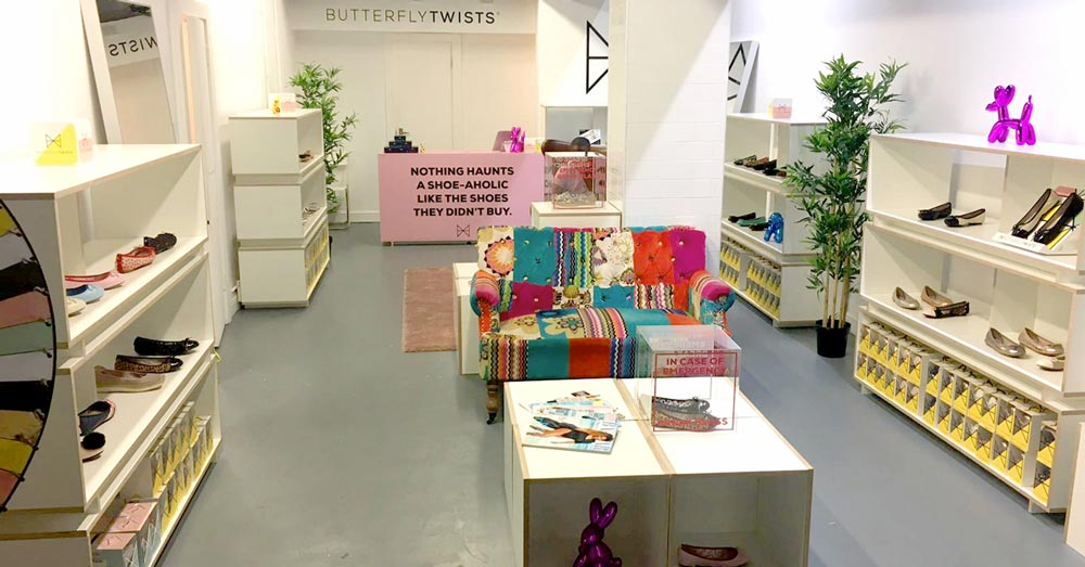 butterfly twists pop up shop old street