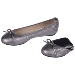 OLIVIA PEWTER METALLIC