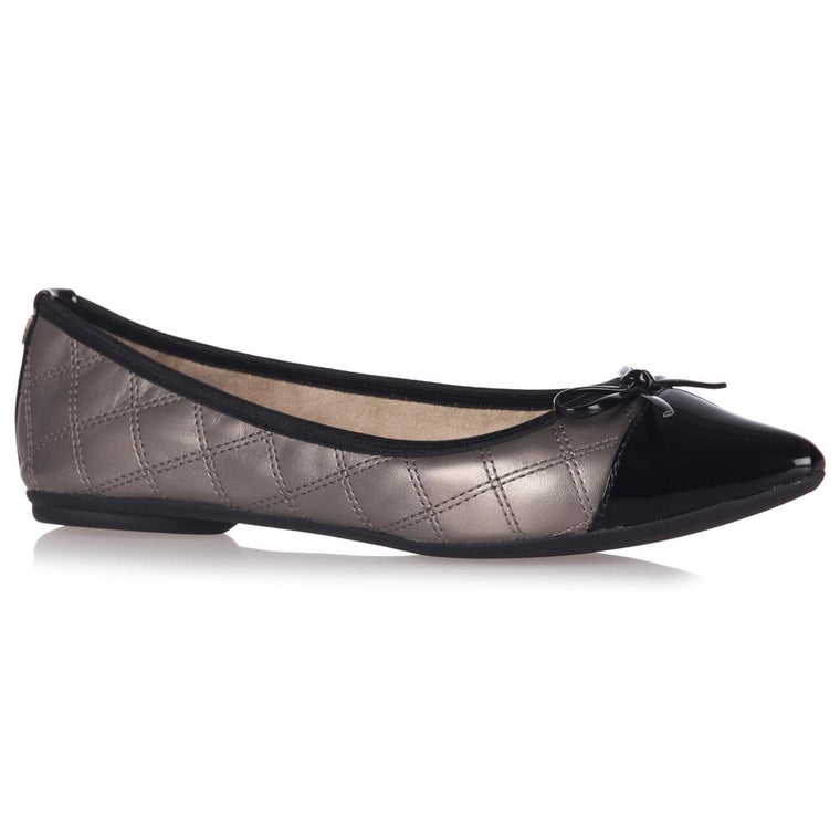 HOLLY PEWTER/BLACK