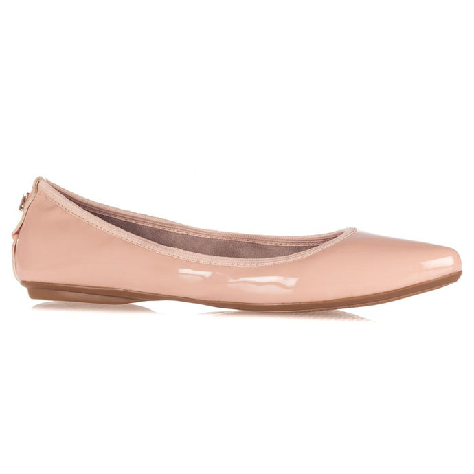 JANEY PINK PATENT