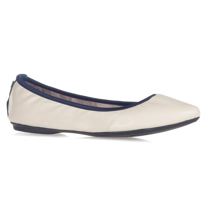 JANEY CREAM/NAVY