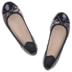 OLIVIA PEWTER BLACK