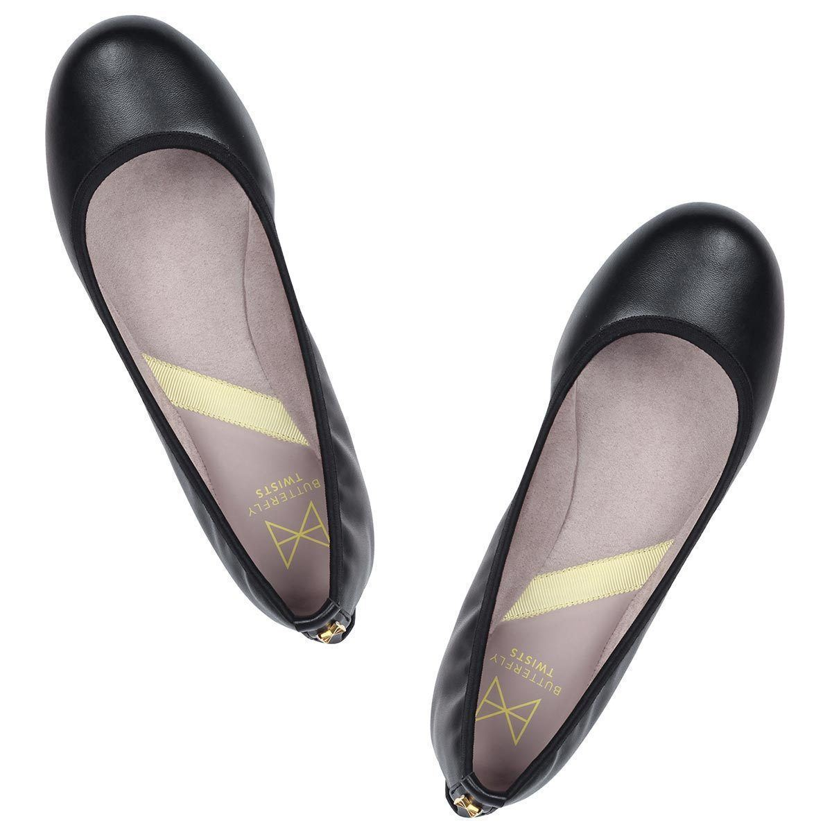 Be clean and simple yet elegant in our round toe ballerina SOPHIA. Combining a classic colour palette and feminine shape, this style will see you through summer and beyond. A classic round toe silhouette Flat faux leather upper for simplicity and elegance Soft, comfortable faux suede lining Cushioning memory foam insoles for added comfort Folding Twist Tech Technology Flexible rubber sole: folding shoe We deliver to over 50 countries worldwide. to see which countries we deliver to please visit o