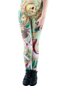 IRON FIST Juansace Leggings