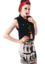 IRON FIST Loose Tooth Skirt