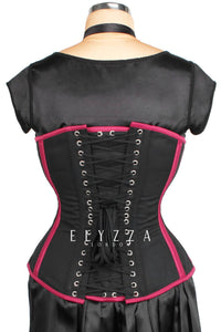 Overbust Waist Training Cotton Corset (ELC-301) EL-216-20
