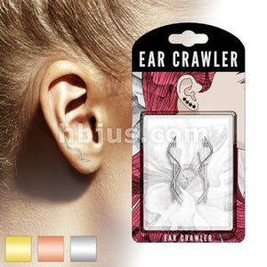 Ear Crawler/Ear Climber