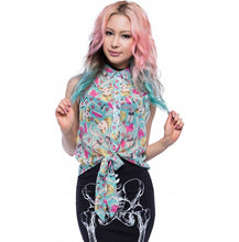 IRON FIST Doll Parts Blouse