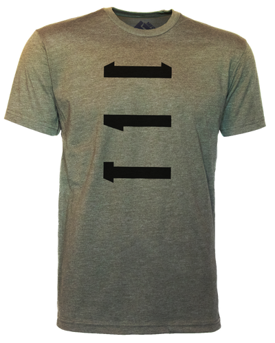 T1C - 3 BAR LOGO T-SHIRT