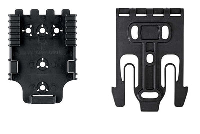 Safariland QLS - Fork & Receiver Plate Combo