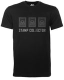 T1C - STAMP COLLECTOR T-SHIRT