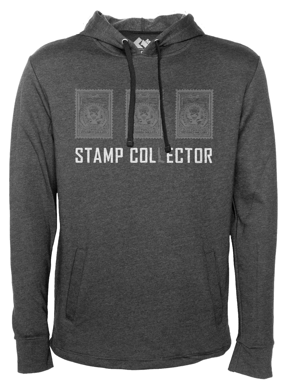 T1C - STAMP COLLECTOR HOODIE