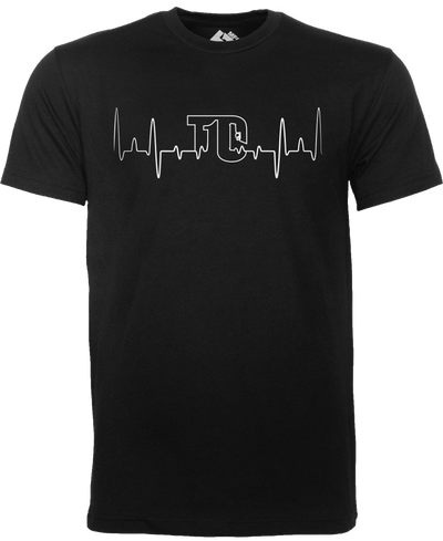 T1C - HEARTBEAT - T-SHIRT