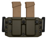 OWB - DOUBLE MAGAZINE CARRIER