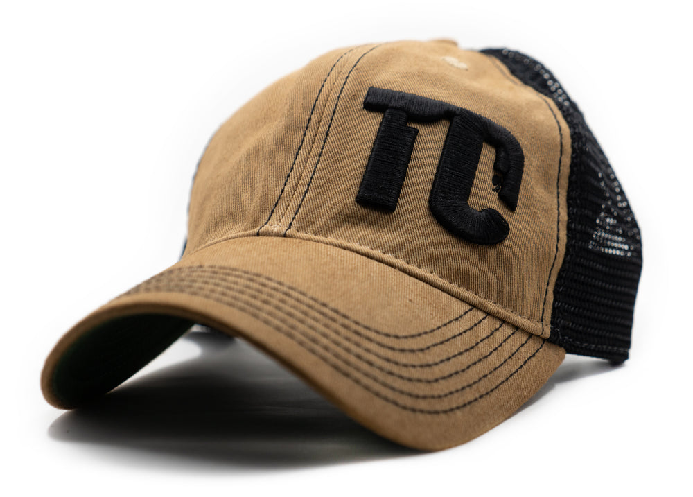 T1C - Embroidered Logo Trucker Hat