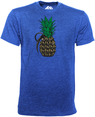 T1C - PINEAPPLE GRENADE T-SHIRT – Tier 1 Concealed