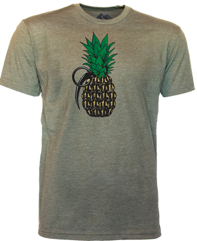 T1C - PINEAPPLE GRENADE T-SHIRT