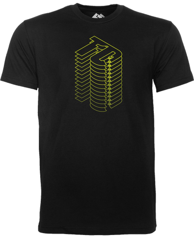 T1C - LOGO STACKED - T-SHIRT