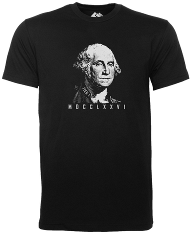 T1C - WASHINGTON 1776 T-SHIRT