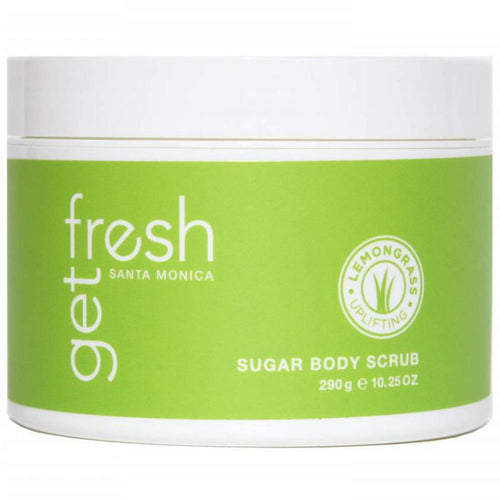 Sugar Body Scrub - Lemongrass