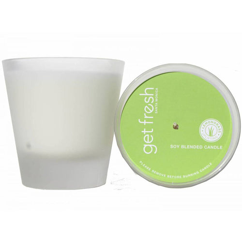 Soy Blended Candle - Lemongrass