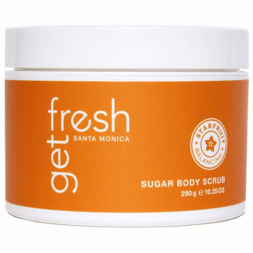 Sugar Body Scrub - Starfruit