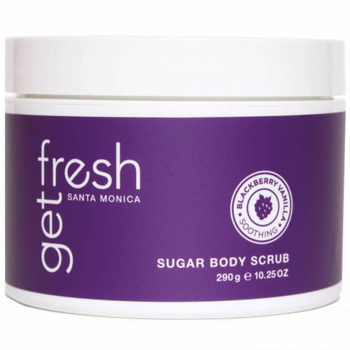 Sugar Body Scrub - Blackberry