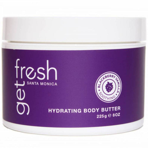Hydrating Body Butter - Blackberry