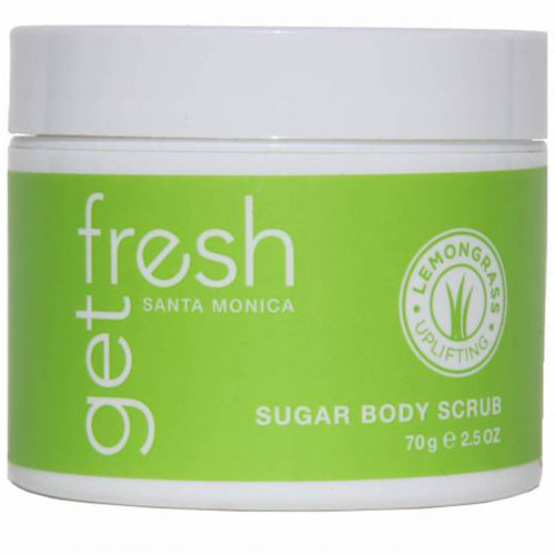 Sugar Body Scrub - Lemongrass Travel Size