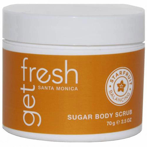 Sugar Body Scrub - Starfruit Travel Size