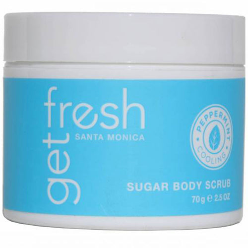 Sugar Body Scrub - Peppermint Travel Size