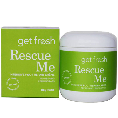 Rescue Me Intensive Foot Repair Creme - Lemongrass