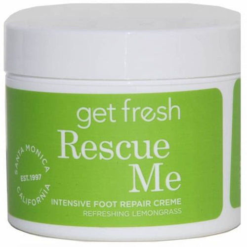 Rescue Me Travel Intensive Foot Repair Creme - Lemongrass
