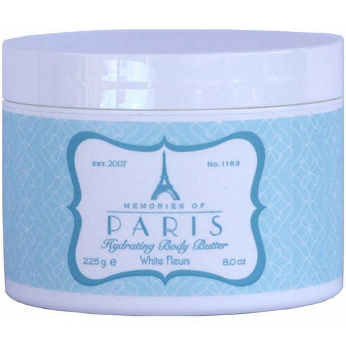 Paris Hydrating Body Butter - White Fleurs